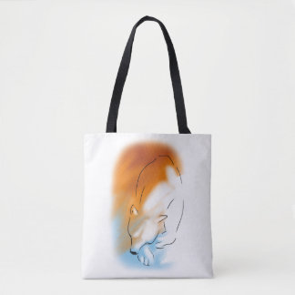 POLAR BEARS FOREVER TOTE BAG