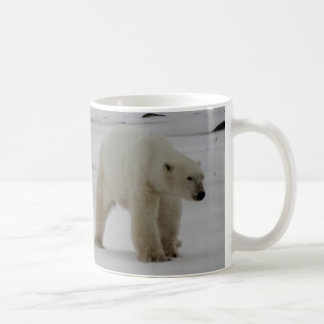 Polar Bears in Churchill Mug