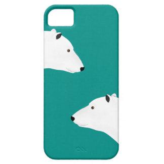 Polar Bears iPhone 5 Cover