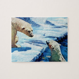 polar bears jigsaw puzzle
