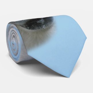 Polar bears profile tie