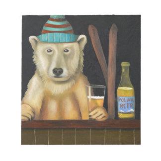 Polar Beer Notepad