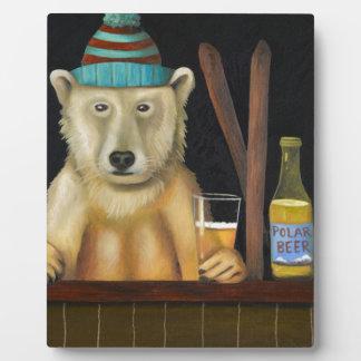 Polar Beer Plaque