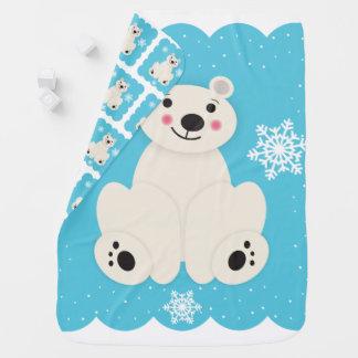 Polar Friend Baby Blanket