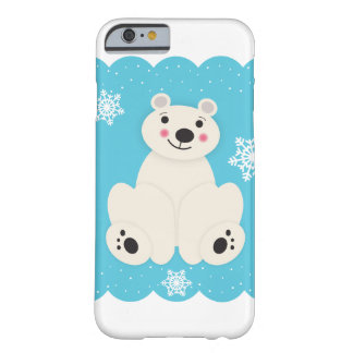 Polar Friend Barely There iPhone 6 Case