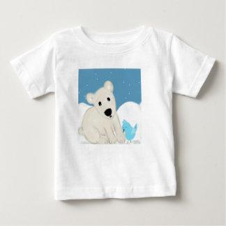 Polar friends baby T-Shirt