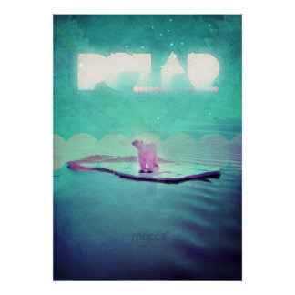 Polar Huge Canvas Poster