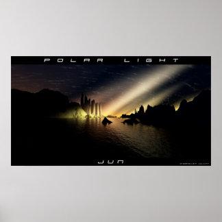 Polar Light Poster