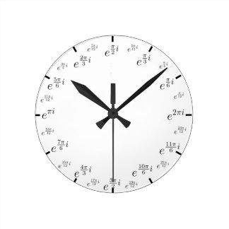 Polar Math Clock