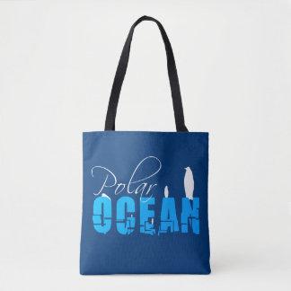 Polar Ocean Customizable Tote Bag