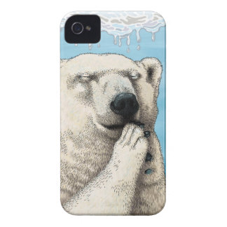Polar prayer Case-Mate iPhone 4 cases