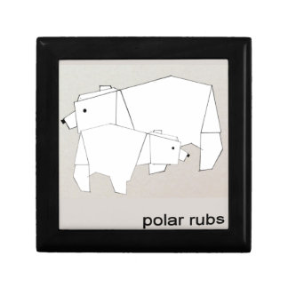 polar rubs gift box