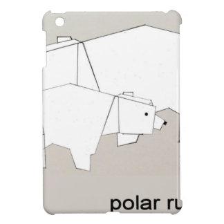polar rubs iPad mini cover