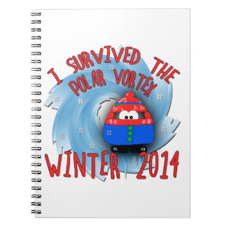 POLAR VORTEX 2014 Winter Note Books