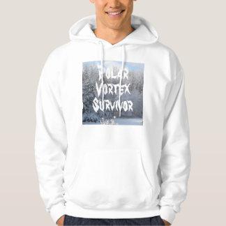 Polar Vortex Survivor Hoodie