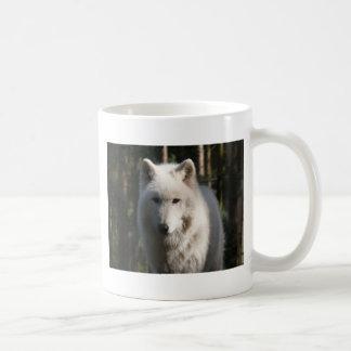 Polar Wolf Coffee Mugs