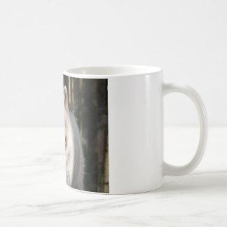 Polar Wolf Coffee Mug