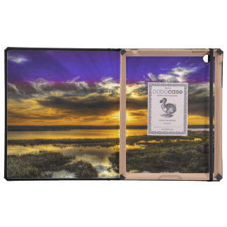 Polarian Sunset Cover For iPad