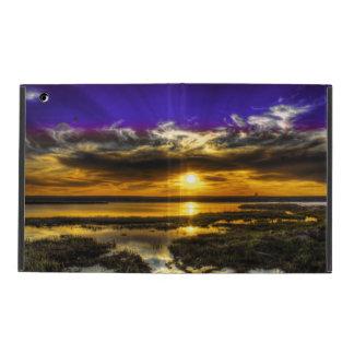 Polarian Sunset iPad Folio Case
