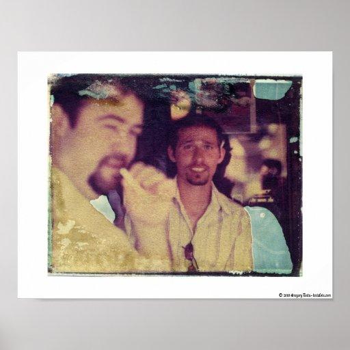 Polaroid 555 - 11x14 Poster