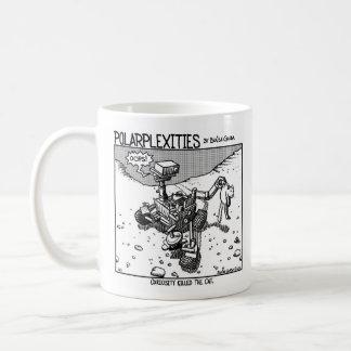 Polarplexities Cartoon Strip Coffee Mug