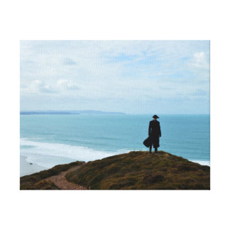 Poldark Country Cornwall England Canvas Print