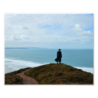 Poldark Country Cornwall England Photograph