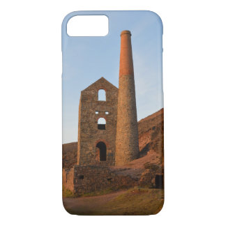 Poldark Country Mine Ruins Cornwall England iPhone 7 Case