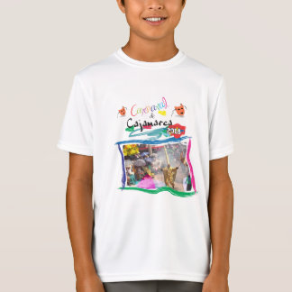 pole carnival of cajamarca 2018 T-Shirt