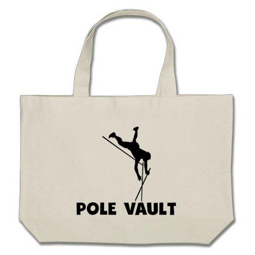 Pole Vault Tote Bag