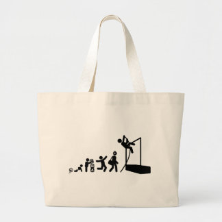 Pole Vault Tote Bag