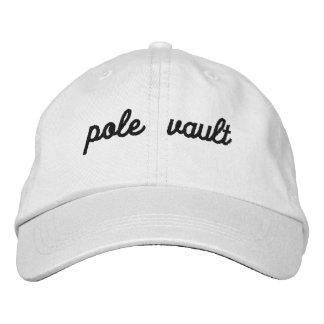 pole vault hat