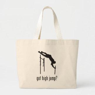 Pole Vault Jumbo Tote Bag
