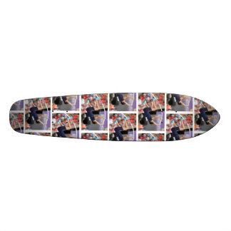 pole vault longboard skate board decks