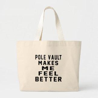 Pole vault Makes Me Feel Better Bag