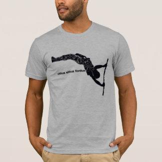 Pole Vault Philippians 3:14 Christian T-Shirt