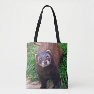 Polecat All Over Print Bag