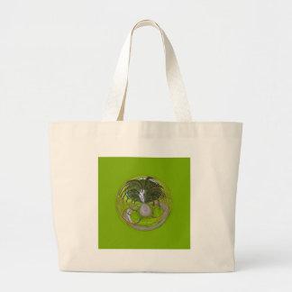Poles Tote Bags