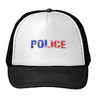 Police 2 trucker hats