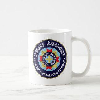 Police Academy Basic White Mug