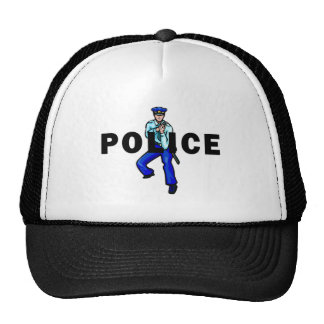 Police Action Hats