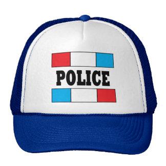 Police Bars Hat