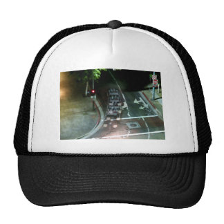 Police Car Mesh Hats