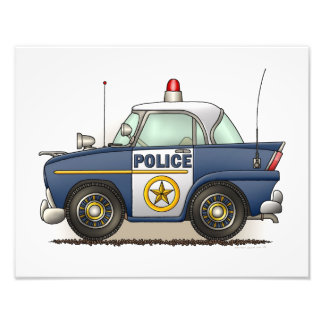 Police Car Police Crusier Cop Car Photo