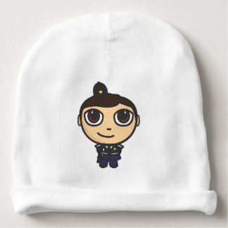 Police Cartoon Character Beanie Baby Hat Baby Beanie