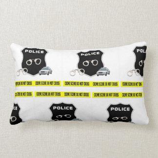 Police Crime Scene Lumbar Cushion