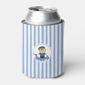 Police Department Can Cover Can Cooler