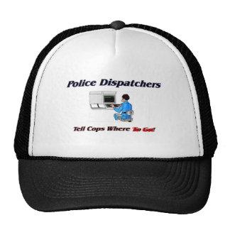 Police Dispatchers Cap