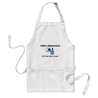 Police Dispatchers Standard Apron