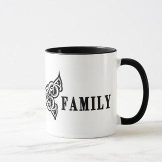 Police Family Tattoos Mug